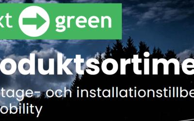 Ny produktkatalog från Next green
